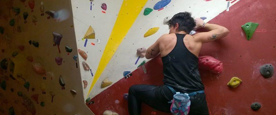 arrampicata, boulder, corsi, lezioni, corda, divertimento in OV!